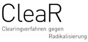 """""""Clearingverfahren und Case Management – Prävention von gewaltbereitem Neosalafismus und Rechtsextremismus"""" ist ein Projekt von AGB e.V."""