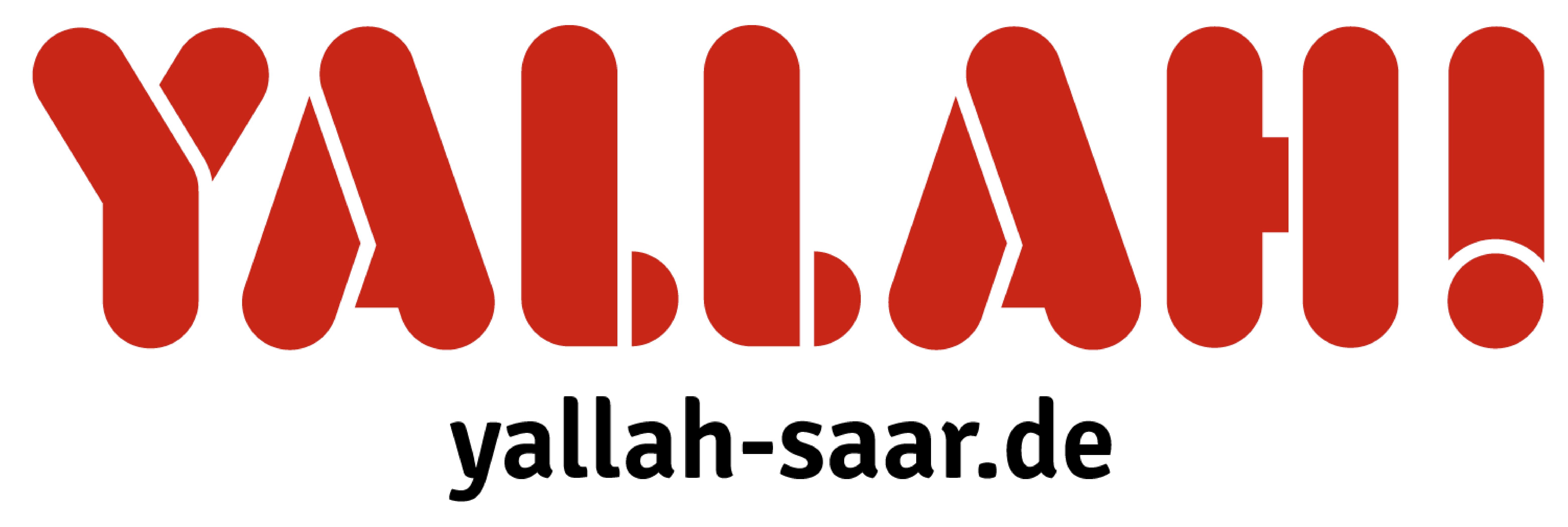 Logo des Projektes Yallah!