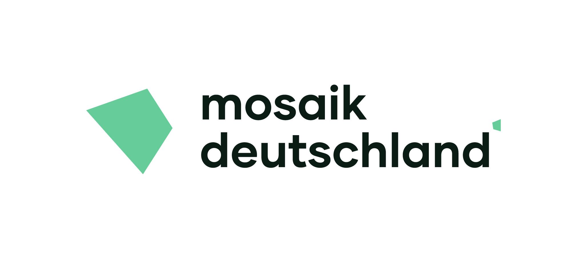 Logo des Trägers Mosaik Deutschland e. V.