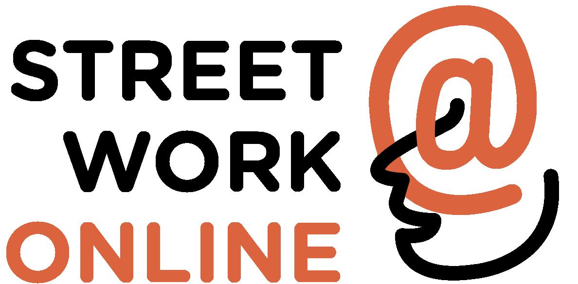 Logo des Projektes streetwork@online (AVP e. V.)